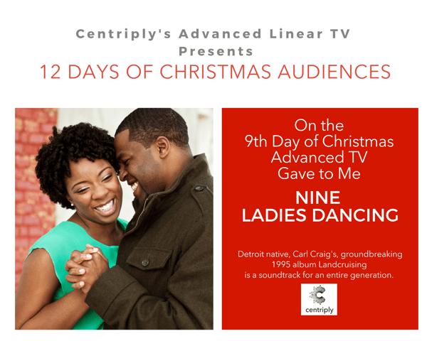 9 day of christmas