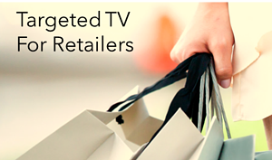 retail sales strong with data driven tv