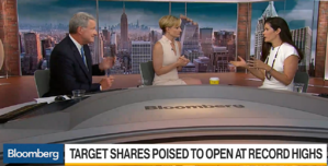 Stacey Widlitz appearing on Bloomberg News