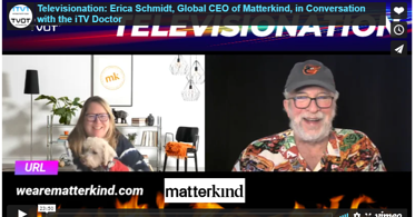Erica Schmidt Global CEO Matterkind